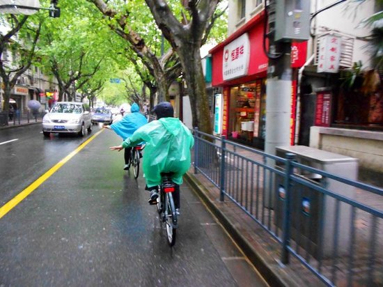 China Cycle Tours: Love the Bike Lanes