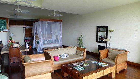 Jade Mountain Resort: Look at room