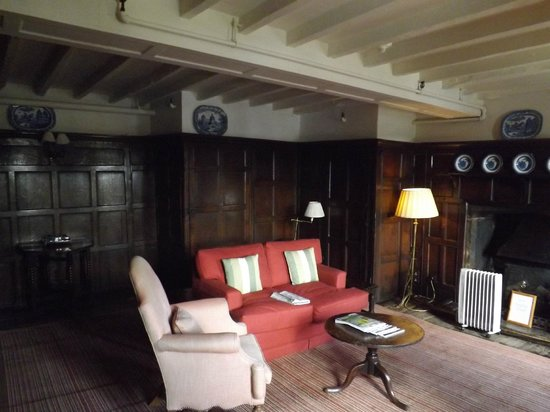 The Lygon Arms: suite