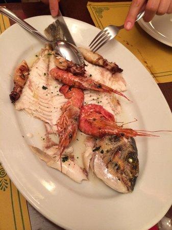 Osteria Ai Do Farai: See food