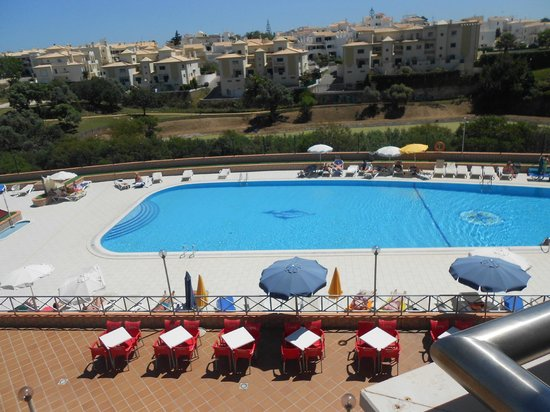 Solaqua Apartments : hotel pool