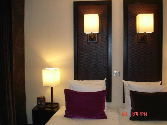 Hotel Pax Opera : habitacion triple comodísima