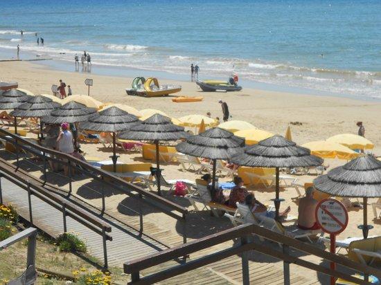 Solaqua Apartments : beach
