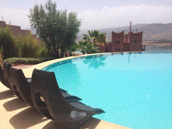 Widiane Suites & Spa : Upper pool