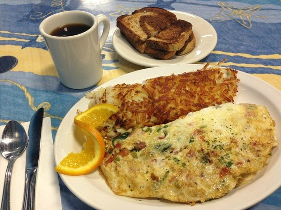 Mr. Mamas : A good clean American breakfast