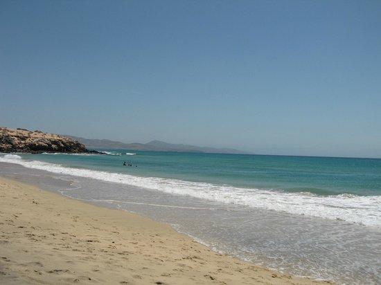 SENTIDO H10 Playa Esmeralda : Spiaggia di Jandia davanti all'hotel