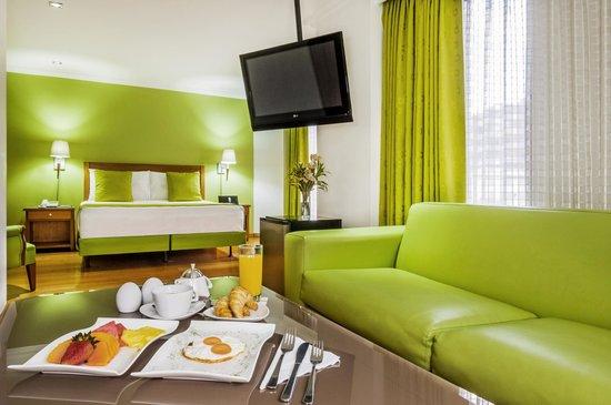 Hotel Egina Bogota Junior Suite