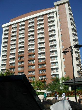 Plaza Barra First : Hotel
