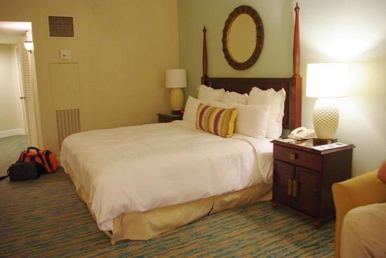 Grand Cayman Marriott Beach Resort: Room