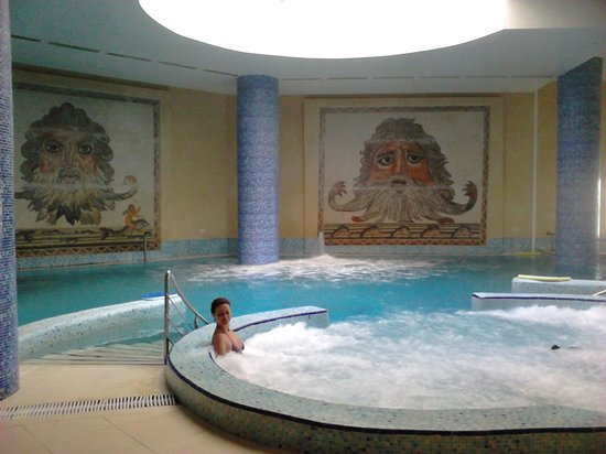 IBEROSTAR Royal El Mansour & Thalasso : piscina idromassaggio
