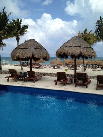 Excellence Riviera Cancun : View from The Lobster House