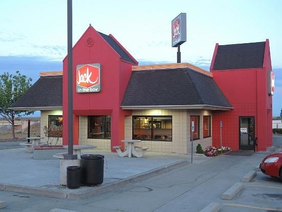 Jack in the Box, Mountain Home