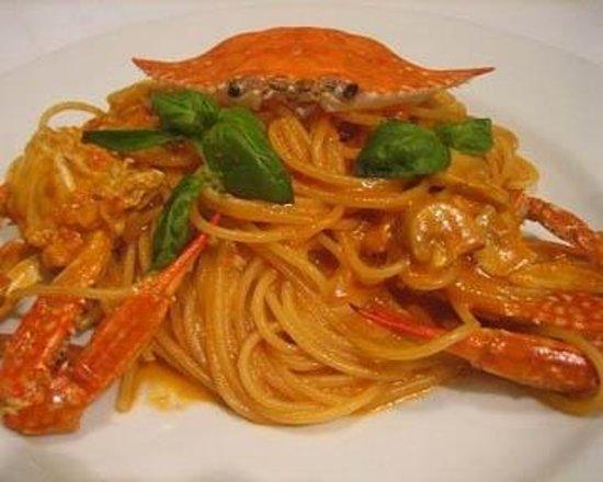Photo of Italian Restaurant Italian Market Vario Telecom Center at 青海2-38, Koto 135-0064, Japan