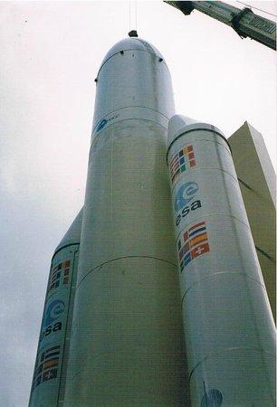 Cité de l'espace : Ariane 5