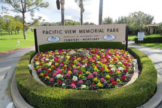 ‪Pacific View Memorial Park and Mortuary‬