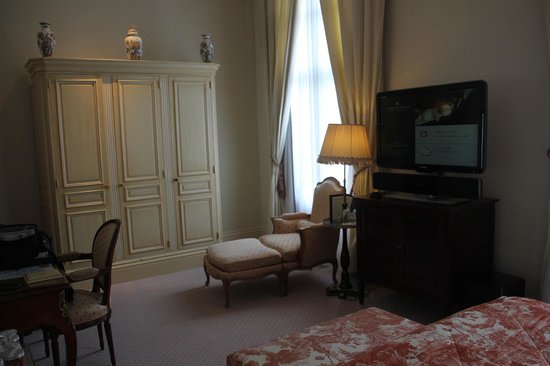 InterContinental Amstel Amsterdam: Bedroom