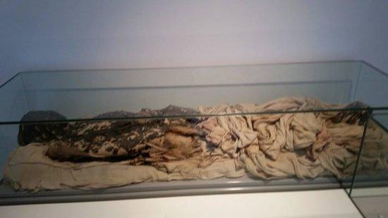 Rheinisches Landesmuseum: The Mummy