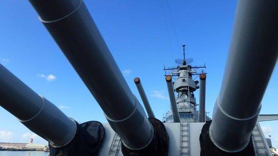 Pearl Harbor : Missouri