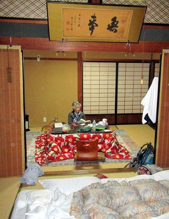 Kamigoten: Our wonderful ancient room