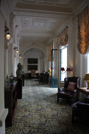 InterContinental Amstel Amsterdam: Hotel lobby
