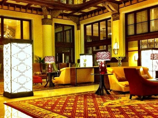 Union Station Hotel, Autograph Collection : Lobby