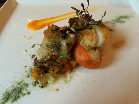 La Rock Restaurant : Starter - Scallop