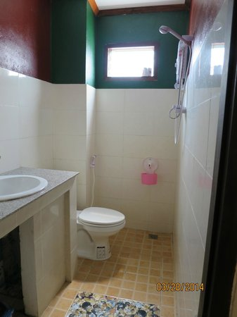 Liberty Guest House: Private Bathroom