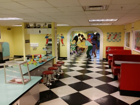 Port Discovery Children's Museum: Diner
