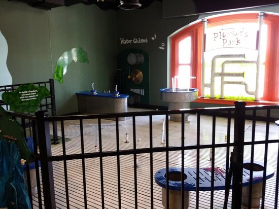 Port Discovery Children's Museum: Water Room