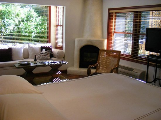 Gaige House + Ryokan: Our suite