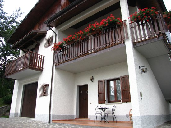 Bed and Breakfast da Viviana: Guesthouse