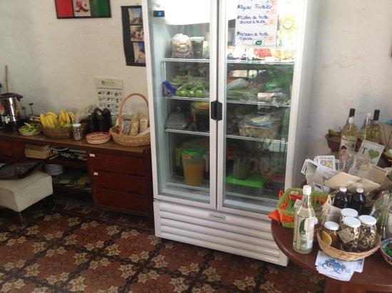 Savia Vegana: The restaurant