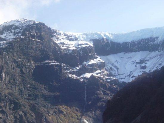 Cerro Tronador: tronador