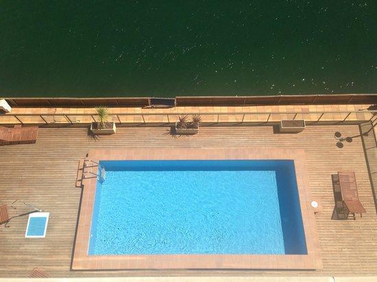 Apartamentos Pierre & Vacances Empuriabrava Marina: Piscine