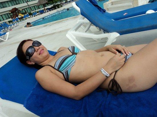 Krystal Cancun: La mejor alberca y el mejor clima