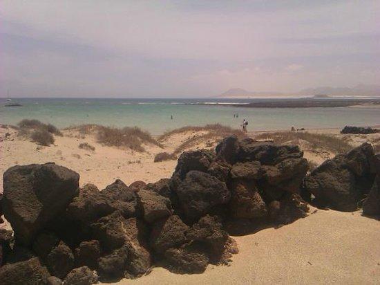 Suite Hotel Atlantis Fuerteventura Resort: Los Lobos Island (by short boat trip)