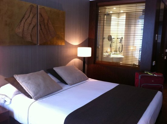Hotel Carris Casa de la Troya: Interior do quarto.