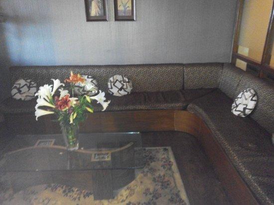 Hotel Yuma: Lounge
