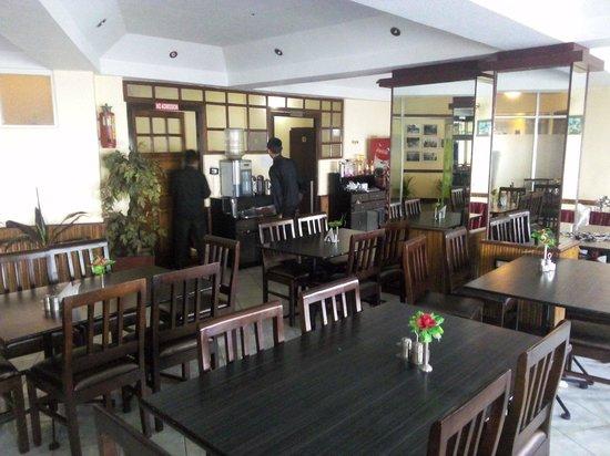 Hotel Yuma: Dining Area 1