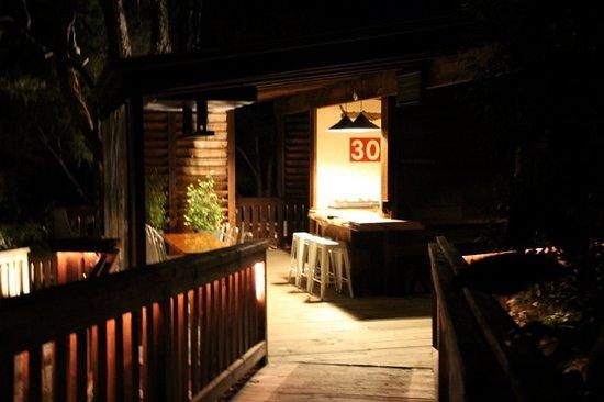 Hush Boutique Accommodation: Hush Alfresco - Outdoor Kitchen