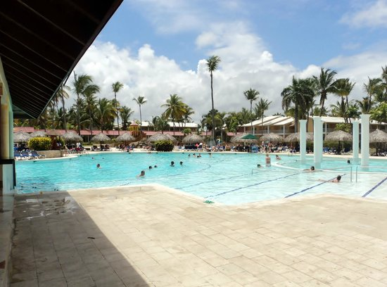 Grand Palladium Punta Cana Resort & Spa: Mais uma das piscinas.