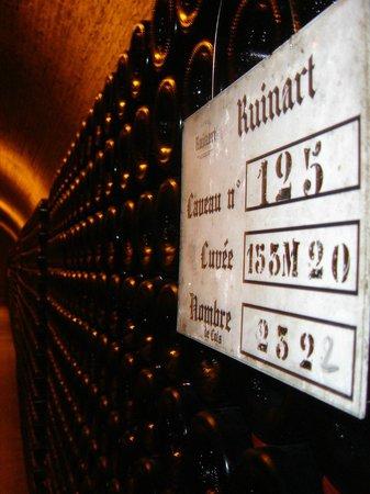 Celliers Ruinart : Vinhos - Ruinart