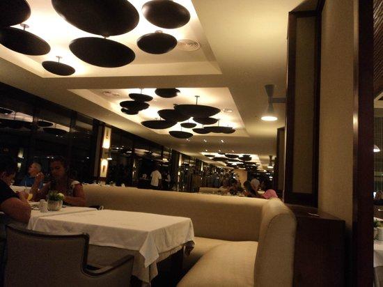 Grand Palladium Punta Cana Resort & Spa: Um dos restaurantes.