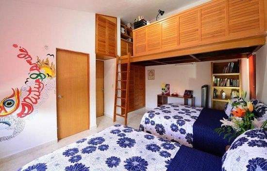 B&B Mom's House: Habitacion Planta Alta