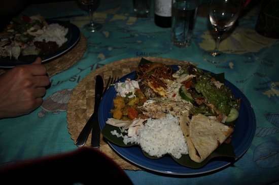 Bibi's Hideaway: eat out
