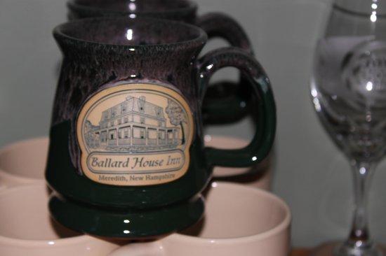 Ballard House Inn : Ballard Mug