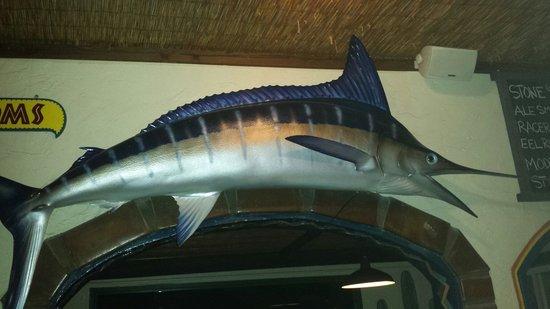 Las Olas Mexican Restaurant: Pescado