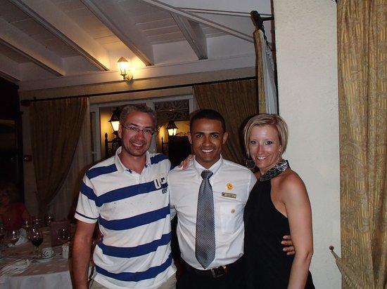 Grand Bahia Principe El Portillo : Our favorite Manager!