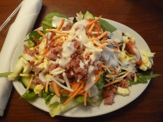 Ruby Tuesday : Salad bar