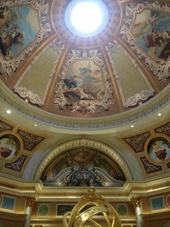 The Venetian Las Vegas: Reception